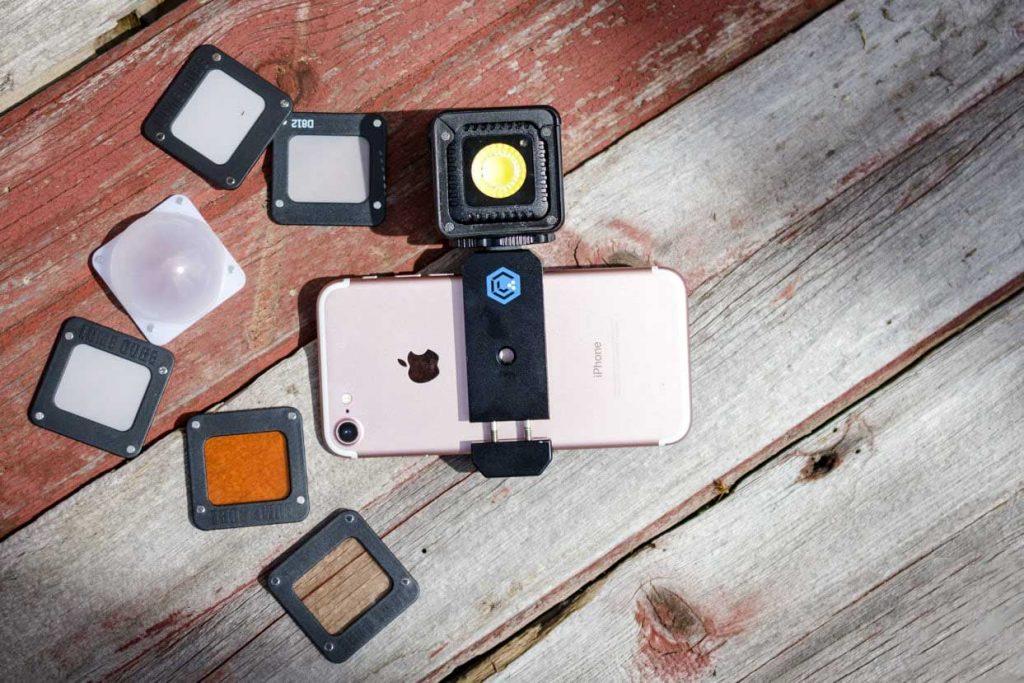accessoire video iphone